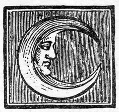 woodcut moon021