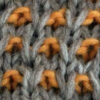 Knitting Stitches, Knitting Patterns, Bible Art, Slip Stitch, Lana, Knit Crochet, Diy And Crafts, Mosaic, Wool