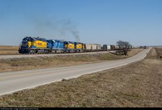 RailPictures.Net Photo: FWWR 2018 Fort Worth & Western EMD SD40-2 at Cresson, Texas by Patrick Phelan