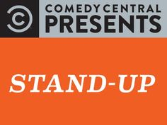 Image result for comedy central stand up presents