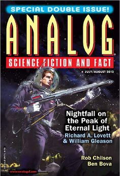 Analog Science Fiction and Fact  Magazine - Buy, Subscribe, Download and Read Analog Science Fiction and Fact on your iPad, iPhone, iPod Touch, Android and on the web only through Magzter