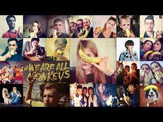 #weareallmonkeys - Prata em Cannes - 2014 - Digital