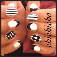 K-pop: T-ARA Sexy Love nails | chichicho~ nail art addicts