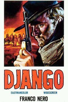 Django | Franco Nero 1966