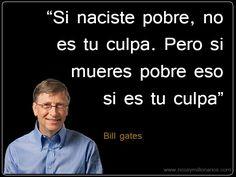 #arteparaempresa #activate #emprendimiento #motivacion #BillGates