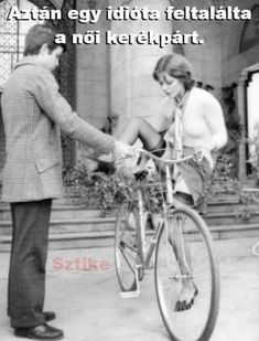 Vintage life ,bike ,tools and girl Famous Memes, Best Memes, Dankest Memes, Funny Memes, Bicycle Women, Bicycle Girl, Ask The Dust, Loss Meme, Up Skirt Pics