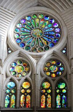 la Sagrada Familia, fragment... by Armen Gh, via 500px.
