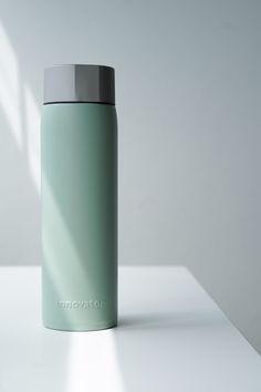 北欧ライフスタイルブランドinnovator マグボトル 480ml 北欧をイメージしたペールトーンカラーが充実。 #PALETONE #ペールカラー #北欧 Green