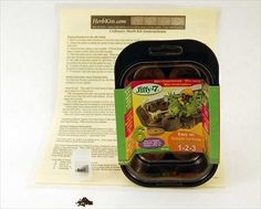 Germination Kits - Pin it :-) Follow us :-)) zGardensupply.com is your Garden Supply Gallery ;) CLICK IMAGE TWICE for Pricing and Info SEE A LARGER SELECTION of germination kits at http://zgardensupply.com/category/garden-supply-categories/plant-germination-equipment/germination-kits/ - garden, gardening, gardening gear  -Basil Mini Herb Garden Starter Kit – Includes Everything You Need To Grow Basil Herbs Indoors or Outdoors Year Round « zGardenSupply