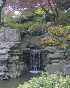little grotto waterfall | Flickr - Photo Sharing!
