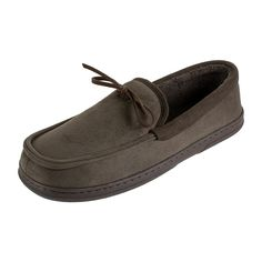 802cfd6a9fb73 Men s Stafford Moccasin Slippers - JCPenney