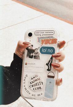 dm for original photo credit :) Tumblr Phone Case, Diy Phone Case, Diy Case, Cute Cases, Cute Phone Cases, Cases Iphone 6, Aesthetic Phone Case, Phone Stickers, Coque Iphone