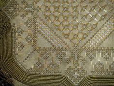 Embroidery Stitches, Embroidery Designs, Stitch Design, Applique, Crochet, Image, Gold, Tutorials, Needlepoint