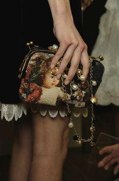 Gorgeous Dolce & Gabbana handbag