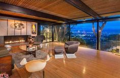 1959 Buff & Hensman in Cahuenga Pass Asking $2.295 Million