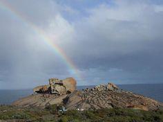 I knew Australia was the end of the rainbow!!!!!     Kangaroo Island, Australia