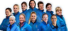 Solheim Cup 2015 - europäisches Team