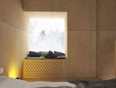 A Modern Winter Shelter by FO4A Architecture (9)