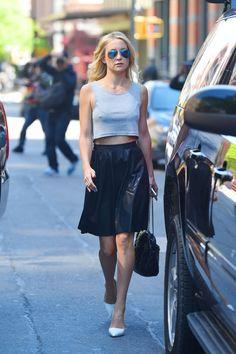 Kate Hudson in New York