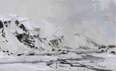 Serie Noruega 2011 -  Calo Carratala Landscape, Artwork, Painting, Mars, Contemporary Art, Norway, Fine Art, Parts Of The Mass, Abstract