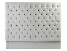 <span> <span> The Dorchester is an upholstered deep-buttoned headboard perfect for a luxurious bedroom. It can be tailored in either fabric or leather. The Dorchester is available in single, double, king, super-king and custom sizes. In addition, the headboard can be handcrafted into bespoke panelling for an entire wall. </span></span>