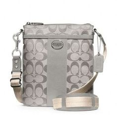 Coach :: Legacy Swingpack In Signature Fabric from Coach. Shop more products from Coach on Wanelo. Discount Coach Bags, Coach Handbags Outlet, Cheap Coach Bags, Cheap Handbags, Gucci Handbags, Coach Purses, Louis Vuitton Handbags, Purses And Handbags, Coach Outlet