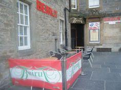 Beirut Edinburgh - tasty and BYOB = win