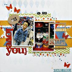 Love You - Imaginisce - Scrapbook.com