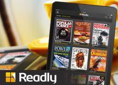 Magazines on your iPad