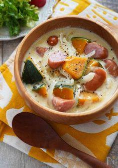 Cafe Food, Food Menu, Healthy Cooking, Healthy Recipes, Soup Recipes, Cooking Recipes, Recipies, Tasty Videos, Food Items