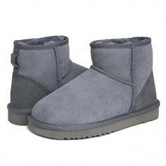 abd387e005c5 UGG Classic Mini Boots 5854 Grey  84.27  Uggboots