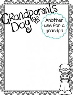 1000 Images About Grandparents Day Activities Crafts On