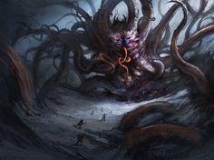 shoggoth - Lovecraft