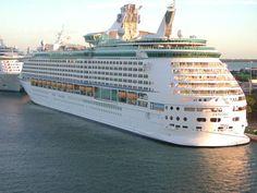 Explorer of the Seas cruise ship  Royal Caribbean