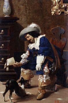 Pompeo Massani, Thirty Years' War