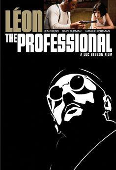 Léon: The `professional (Luc Besson) Jean Reno,Gary Oldman andNatalie Portman.