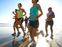 """Running — I choose to run to """"for the health of it""""—keeping my body in shape helps me make the most of my life."""