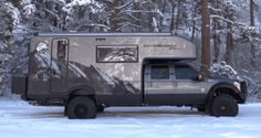 EarthRoamer Camper Exterior Tour: Rugged Luxury [VIDEO]