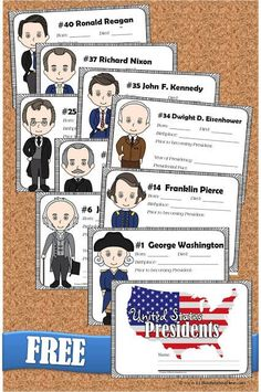 This FREE United States Presidents Book for Kids from 123 Homeschool 4 Me is a practical and fun way for kids in grade to learn about the U. preside FREE United States Presidents Book for Kids 3rd Grade Social Studies, Social Studies Notebook, Social Studies Worksheets, Social Studies Classroom, Social Studies Activities, Teaching Social Studies, Geography Worksheets, Kindergarten Social Studies, Science Classroom