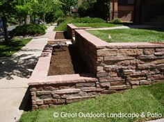 retaining walls | Denver, Colorado Landscaping Fences & Retaining Walls