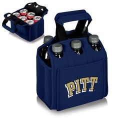 Beverage Buddy Jr - Navy (University of Pittsburgh - Panthers) Digital Print