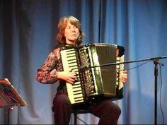 Cuckoo Waltz played by Julie Best playing at Leyland Accordion Club