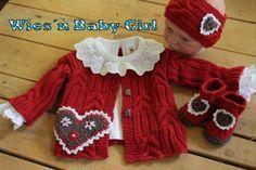 Wies´n Baby Girl Set Handarbeit Unikat von Feenbaby Baby Mode auf DaWanda.com