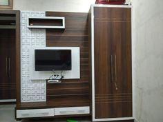 Lcd Unit Design, Lcd Wall Design, Modern Tv Unit Designs, Modern Tv Wall Units, Living Room Tv Unit Designs, Room Door Design, Modern Tv Cabinet, Tv Unit Furniture Design, Bedroom Furniture Design