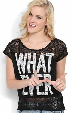 Deb Shops short sleeve stretch lace dolman high low with whatever screen $13.42