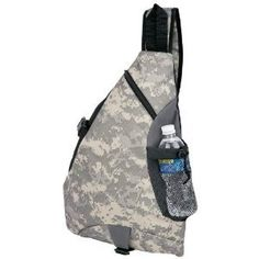 Extreme Pak 600d Digital Camo Waterresistant Sling Backpack -- Find out more about the great product at the image link.(This is an Amazon affiliate link and I receive a commission for the sales)