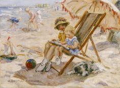 Johann Zoetelief Tromp  (1872-1947) crianças