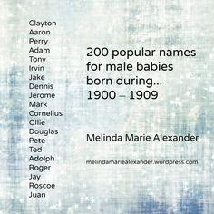 Cool bad boy names