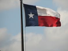 I love the Texas flag, and I thought this shot turned out well. Texas Flags
