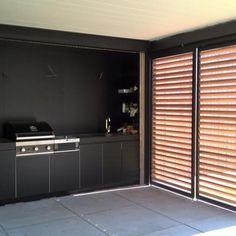 Schuifpanelen   Demaeght Garage Doors, Outdoor Decor, Home Decor, Lawn And Garden, Decoration Home, Room Decor, Home Interior Design, Carriage Doors, Home Decoration